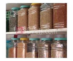 Red Millet (Birds Food) imported from Netherlands