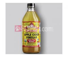 Unfiltered Apple Cider Vinegar (ACV) : A Natural A