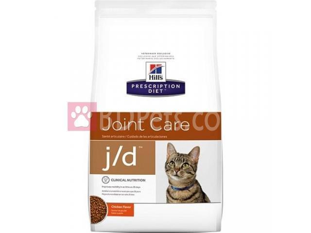 Hills j/d Feline Joint Care Prescription Diet
