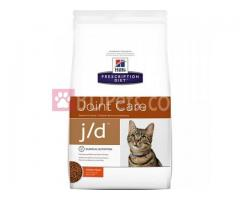 Hills j/d Feline Joint Care Prescription Diet