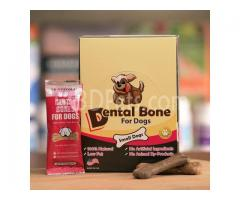 Dog Dental Bones Small